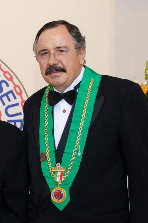 Andreas Rupprechter, Bailli Puerto Vallarta