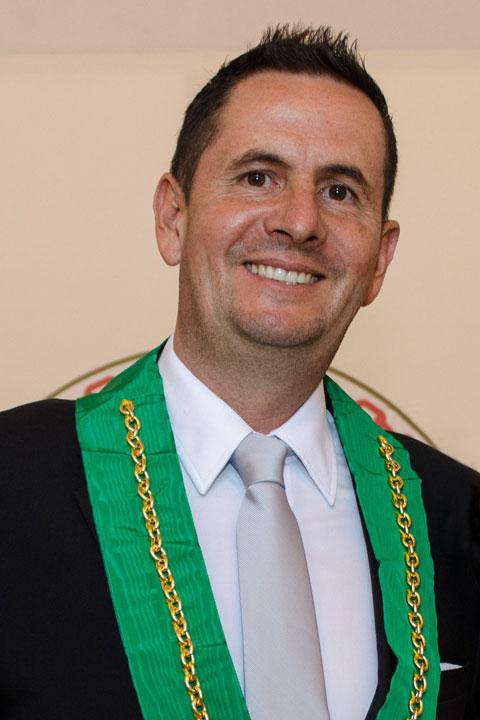 Mario Castro, Bailli Cuernavaca