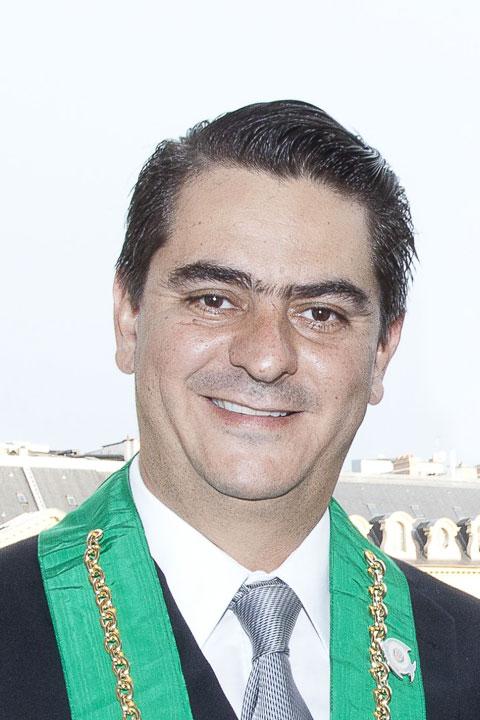 Philippe Fournier, Bailli Cancún