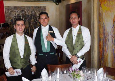 Comida Trio Vallarta